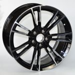 DM108 19x8.5 19x9.5 Machined Face BMW 3 series 01
