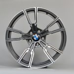 DM112 19x8.5 19x9.5 Gunmetal BMW 02