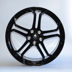 DM131 20x9 20x10.5 Maserati Levante Gloss Black 02